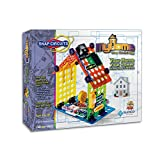 Snap Circuits Elenco My Home Plus Electronics Building Kit for Kids Ages 8 and Up, Amazon Exclusive