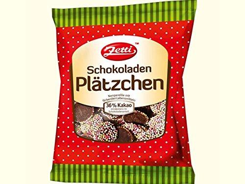 Zetti Schokoladenplätzchen 150g