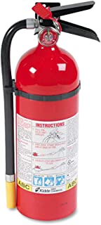 kidde fire extinguisher 5lb