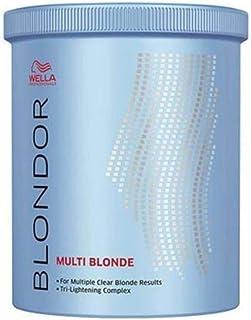 Wella Blondor Multi Blond Pó Descolorante Dust Free 800g