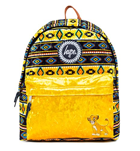 Hype Backpacks Disney Simba The Lion King Pattern Backpack