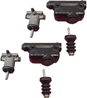 parts case backhoe