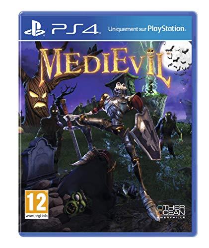 MediEvil PS4 - PlayStation 4 [Importación francesa]