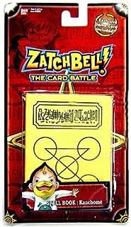 Zatchbell (The Card Battle) Spell Book : Kanchome by Viz Media