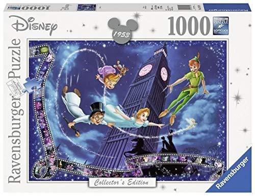 7439 ラベンスバーガー ディズニー ピーターパン ジグソーパズル パズル 1000ピース  Disney Peter Pan [並行輸入品]