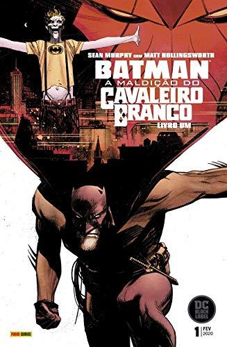 Batman: A Maldição do Cavaleiro Branco - 1