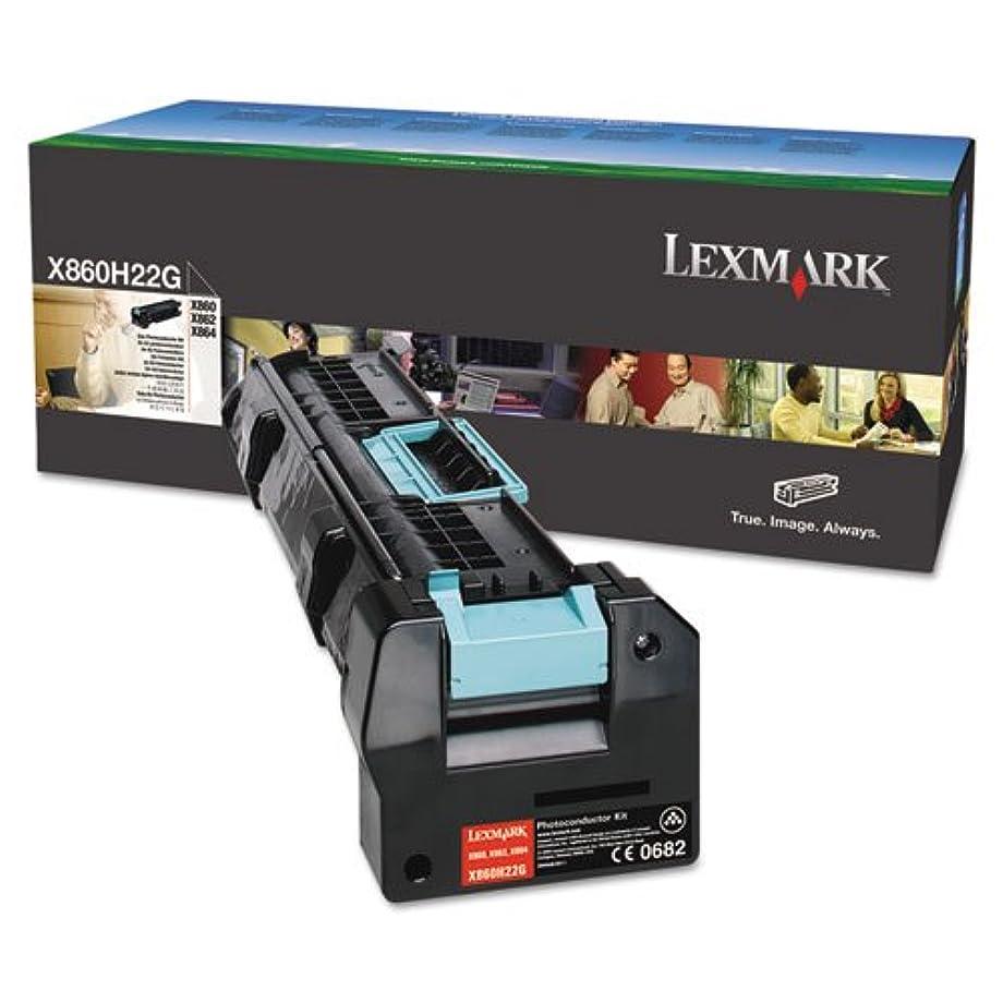 穀物クレジット暖炉x860h22g感光ユニット、48000ページYield、ブラック 1-Pack ブラック