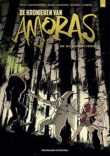 De killerbacterie (De kronieken van Amoras) (Dutch Edition)