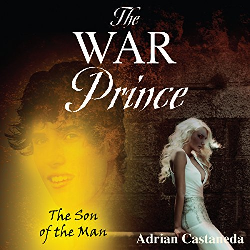 The War Prince audiobook cover art
