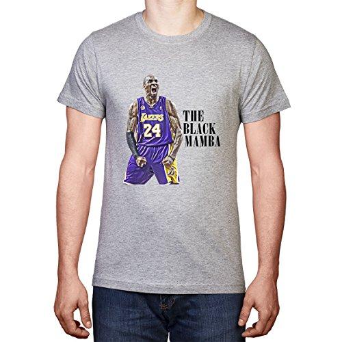 Black Mamba Out Kobe Bryant Best T-Shirt Uomo