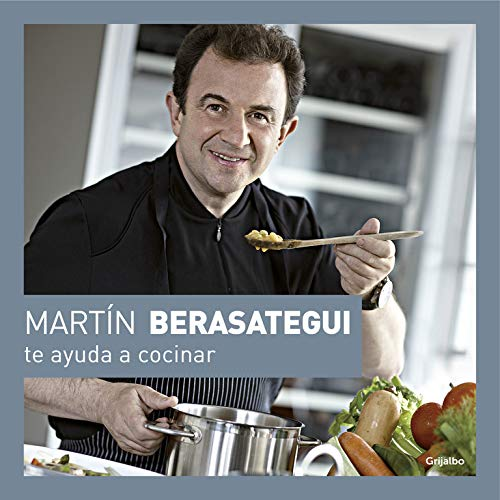 Martín Berasategui te ayuda a cocinar (Cocina de autor) (Spanish Edition)