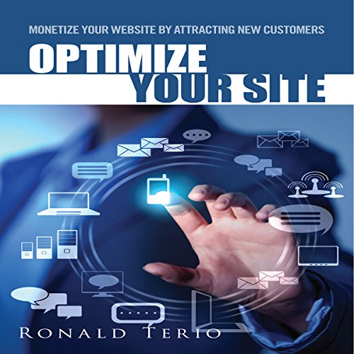 Optimize Your Site audiobook cover art