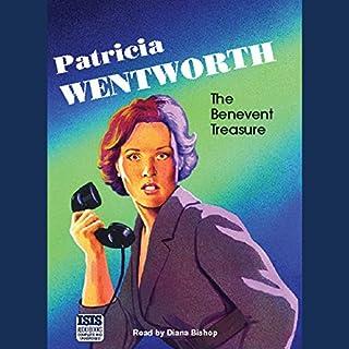 The Benevent Treasure audiobook cover art