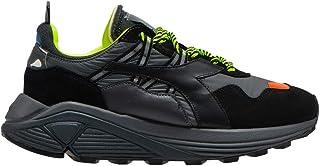 Heritage N9000 Camo Fusion Nero Uomo  Diadora  sneakers basse  uomo  nero