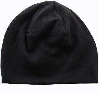 EdgeCity(エッジシティー) ソフトオーガニックコットン ニット帽子 オールシーズン 医療用帽子 ショートビーニー