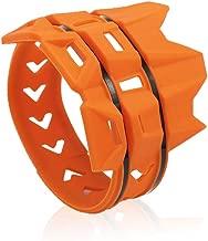 Romsion Protector de Escape Ovalado para KTM EXC-F//EXC//SX-F 450//350//530//525//500