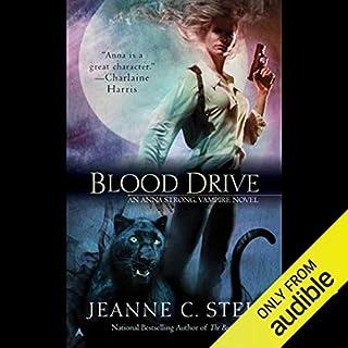 Blood Drive audiobook cover art