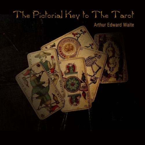 Couverture de The Pictorial Key to The Tarot