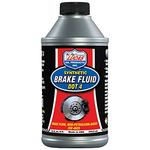 LUCAS OIL 10827 Brake Fluid12 ounce