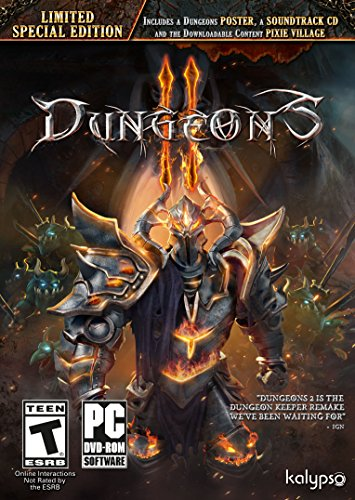 Dungeons 2 (PC DVD) - Windows (select) by Kalypso Media