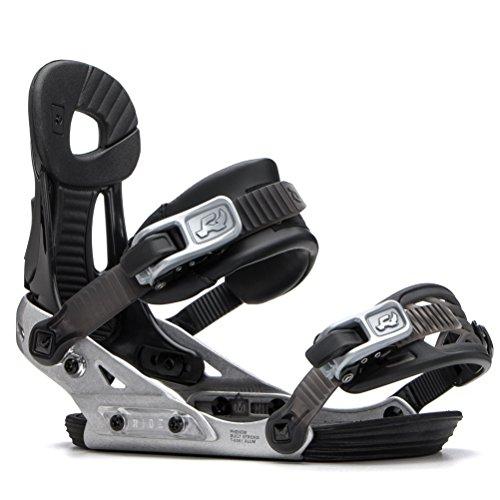 Ride Phenom Snowboard Binding 2016 - Youth Black Small