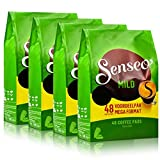 Senseo Mild Roast, New Design, Pack of 4, 4 x 48 Coffee Pods