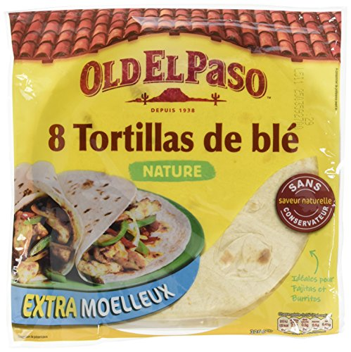 galette tacos carrefour
