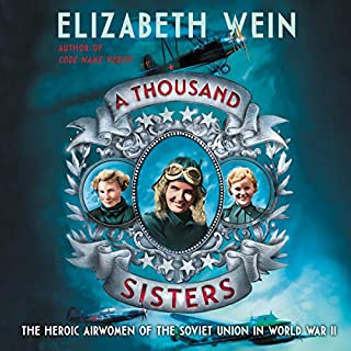 A Thousand Sisters audiobook cover art