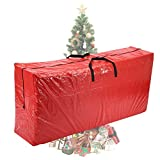 Vencer Red Extra Large Christmas Tree Bag for 9 Foot Tree Holiday 65' x 30 x 15',VHO-001