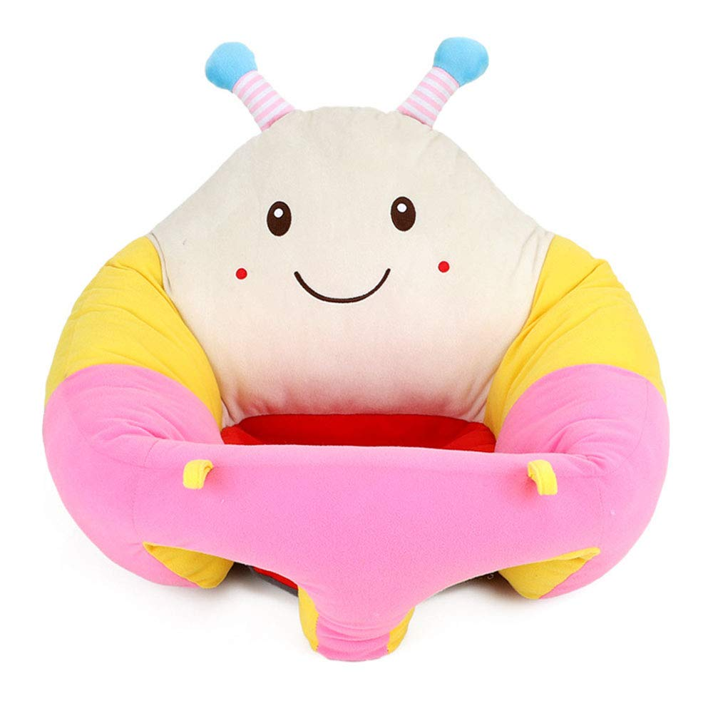 Pannow Baby Sofa Infant Support Seat Learning Sitting for Pillow Chair Cushion Bouncer Feeding Pillows Plush Floor Toy Seats