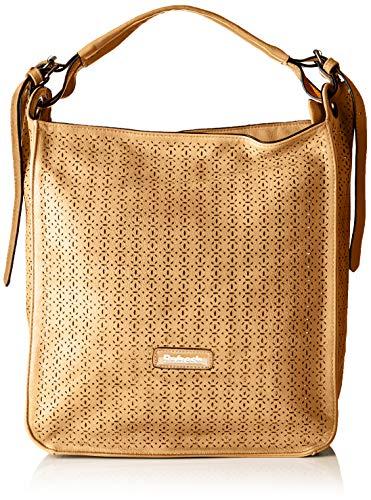 Bolso amarillo estilo Shopper para Mujer