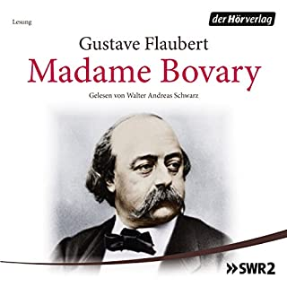 Madame Bovary                   By:                                                                                                                                 Gustave Flaubert                               Narrated by:                                                                                                                                 Walter Andreas Schwarz                      Length: 6 hrs and 43 mins     Not rated yet     Overall 0.0