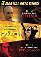 MARTIAL ARTS TRIPLE FEATURE