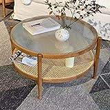 SXFYWJ centros de Mesa Centro Extensible pequeña Salon elevable y menzzo Sofa Blanca Lack Brillo Palet Esquina lacada mesas Modernas desplegable elevables