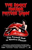 Posters Rocky Horror Picture Show Movie Poster XXX Raunchy