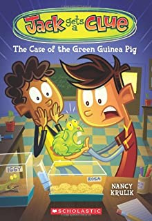 The Case of the Green Guinea Pig (Jack Gets a Clue)