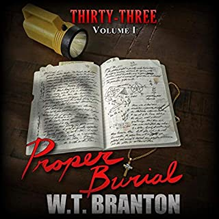 Proper Burial audiobook cover art