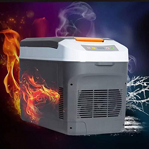 Xiaxiazhuang Tragbare Auto Kühlschrank 25L Auto Kühlschrank, Dual-System-Kühlung -5 ° C Heizung Und Kühlung Box Dual-Use Auto Tragbaren Kühlschrank