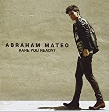 Are You Ready by Abraham Mateo (2015-08-03)