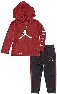 Jordan Boy`s Dr-Fit Jumpman Sport Lightweight Pullover & Jogger Set