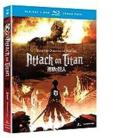 進撃の巨人: パート1 通常版 北米版 / Attack on Titan Pt.1 [Blu-ray+DVD][Import]