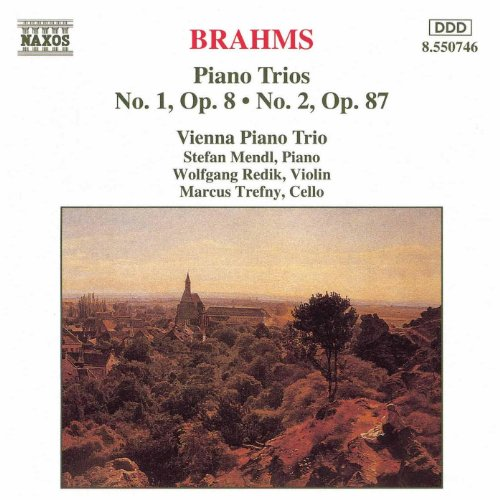 Brahms: Piano Trios Nos. 1 And 2