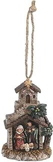 Resin Nativity Scene Ornament Figurine