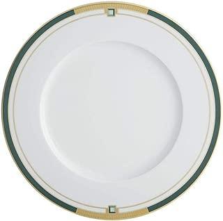 Vista Alegre Porcelain Emerald Dinner Plate - Set of 4