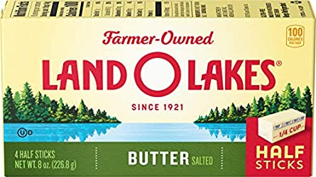 Land O Lakes Half Stick Salted Butter, 8 oz