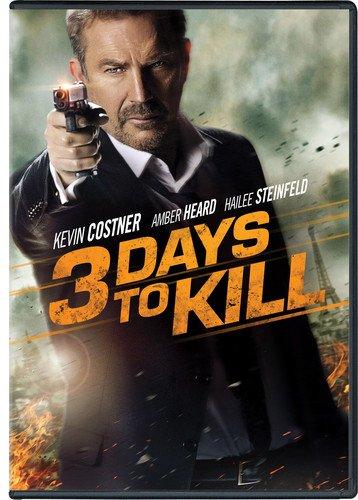 3 Days To Kill [Edizione: Stati Uniti] [USA] [DVD]