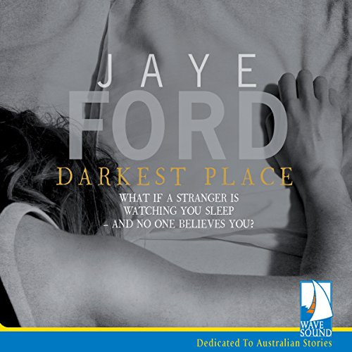 Darkest Place audiobook cover art