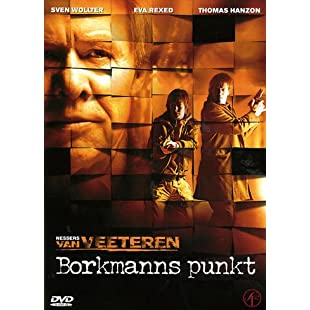 """VAN VEETEREN """"BORKMANNS PUNKT"""" (DVD)"""