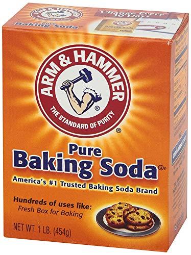 Arm & Hammer Baking Soda, 16 oz (3 Pack)