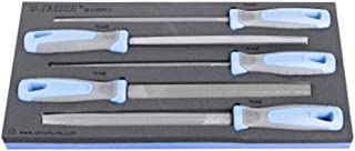 Unior U621081/ Set di Bastard File in SOS Tool Tray